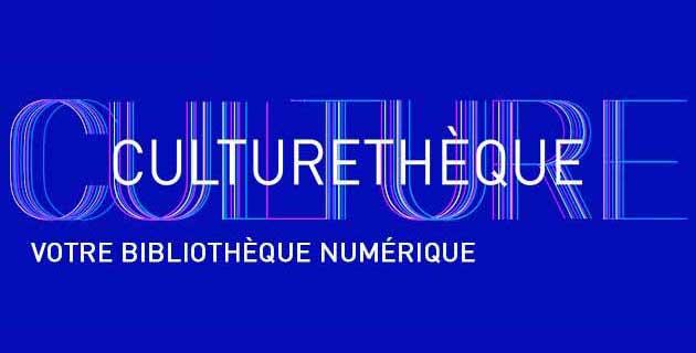 Culturethèque logo