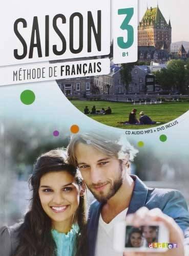 Saison 3 book