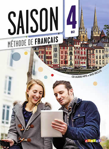 Saison 4 book