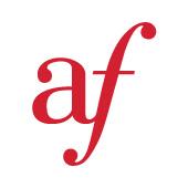 AF logomark red
